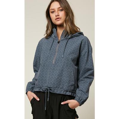 O'Neill Traverse Printed Hybrid Anorak Jacket Women's