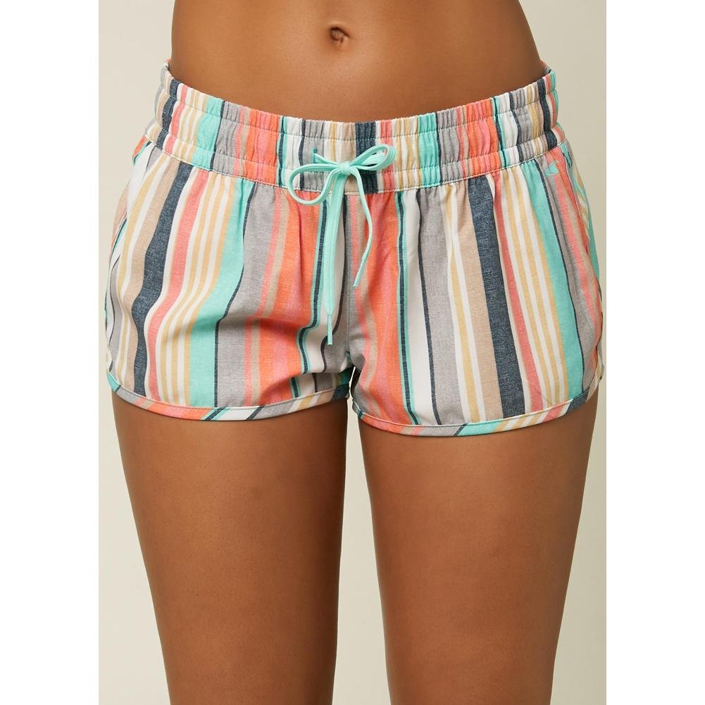 O ' Neill Laney 2in Printed Stretch Boardshorts Women's