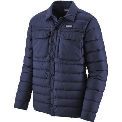 Patagonia Silent Down Shirt Jacket Men's