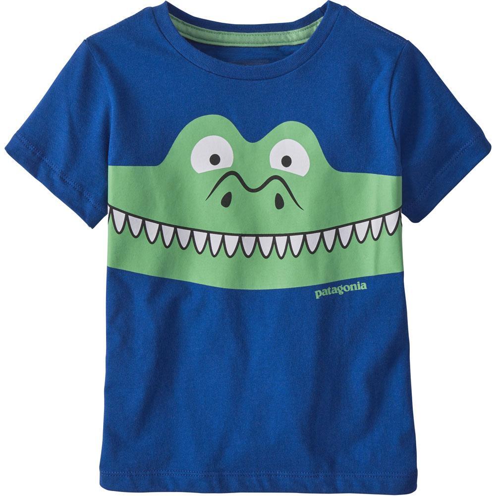 Patagonia Baby Graphic Organic T- Shirt