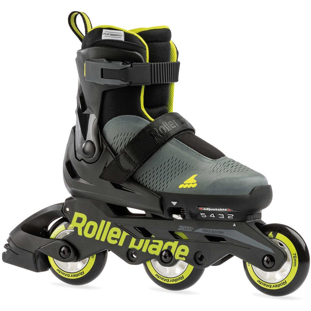 Rollerblade Microblade Free 3wd Inline Skates Boys '