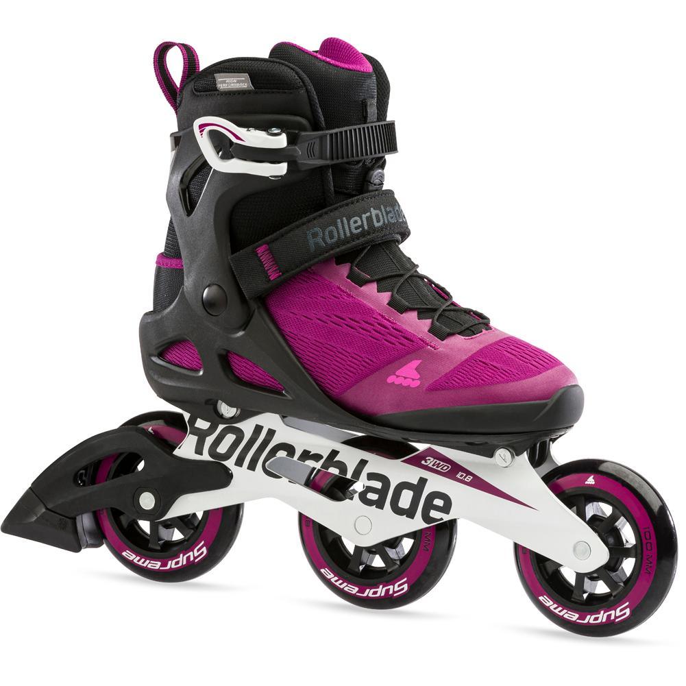 Rollerblade Macroblade 100 3wd Inline Skates Women's