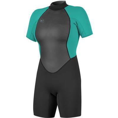 O'Neill Reactor-2 2mm Back Zip Short Sleeve Spring Wetsuit Women's