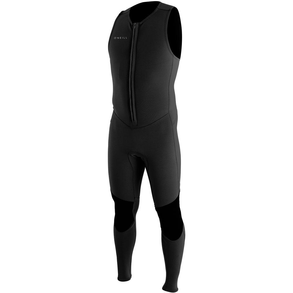 O ' Neill Reactor- 2 2mm Front Zip Sleeveless Full Wetsuit Men's