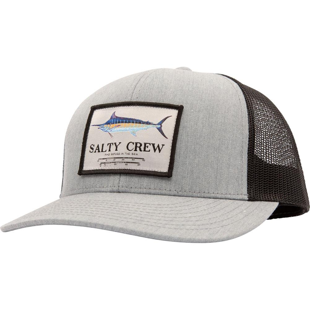 Salty Crew Marlin Mount Retro Trucker Hat Men's