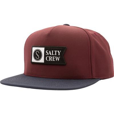 Salty Crew Alpha Tech 5 Panel Hat Men's