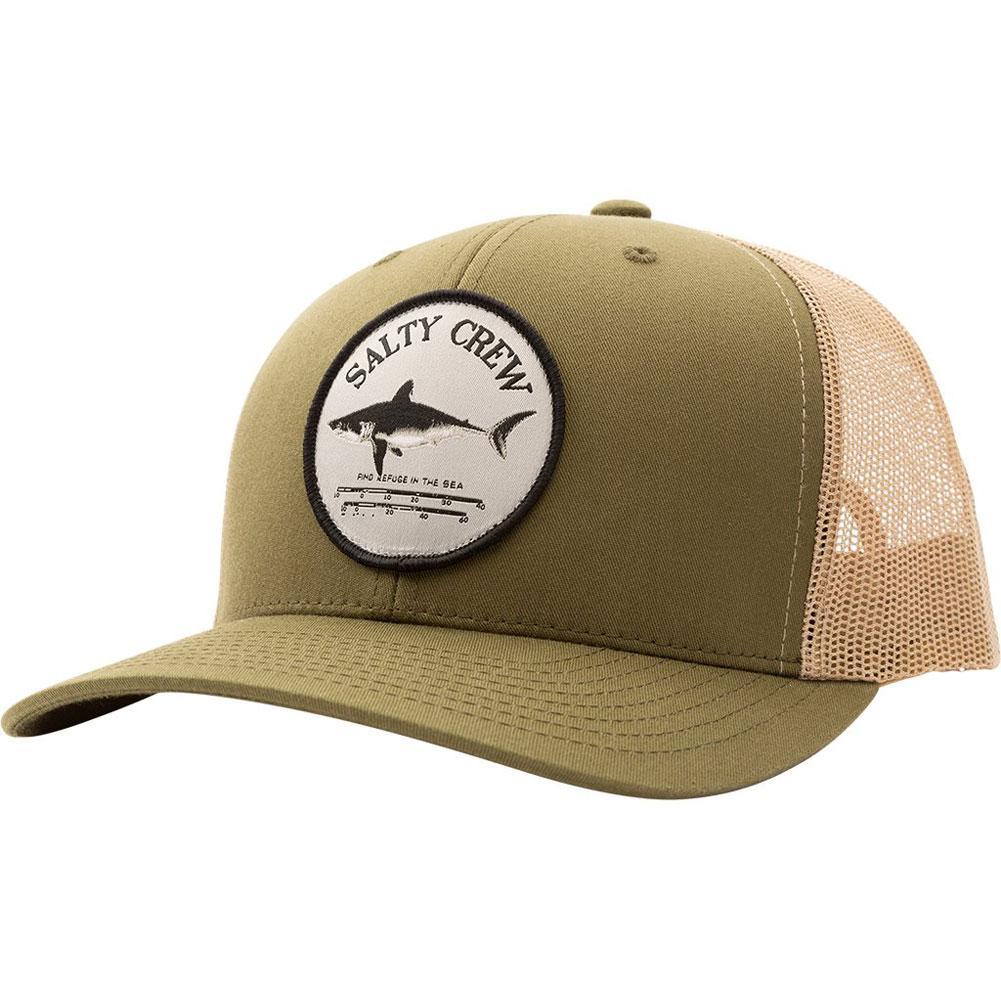 Salty Crew Bruce Retro Trucker Hat Men's