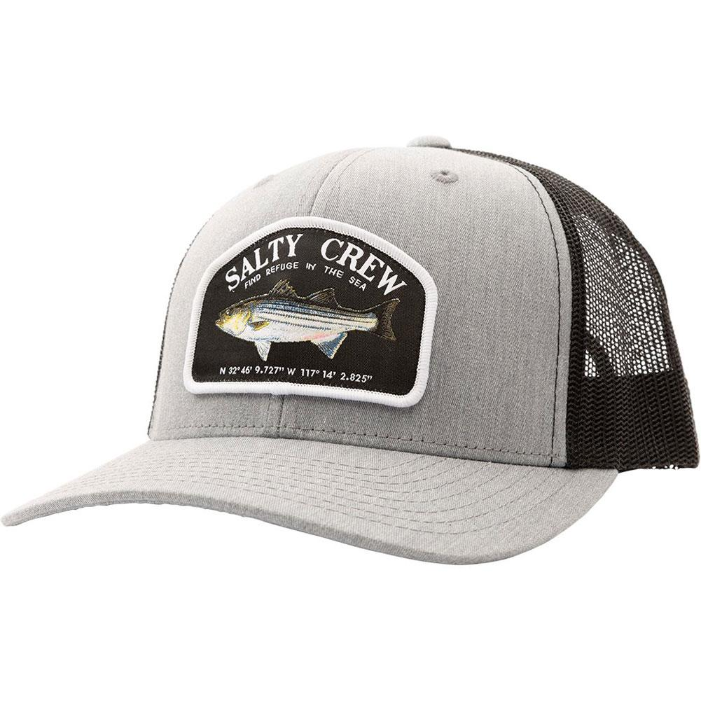 Salty Crew Striper Retro Trucker Hat Men's