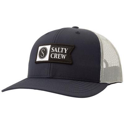 Salty Crew Pinnacle 2 Retro Trucker Hat Men's