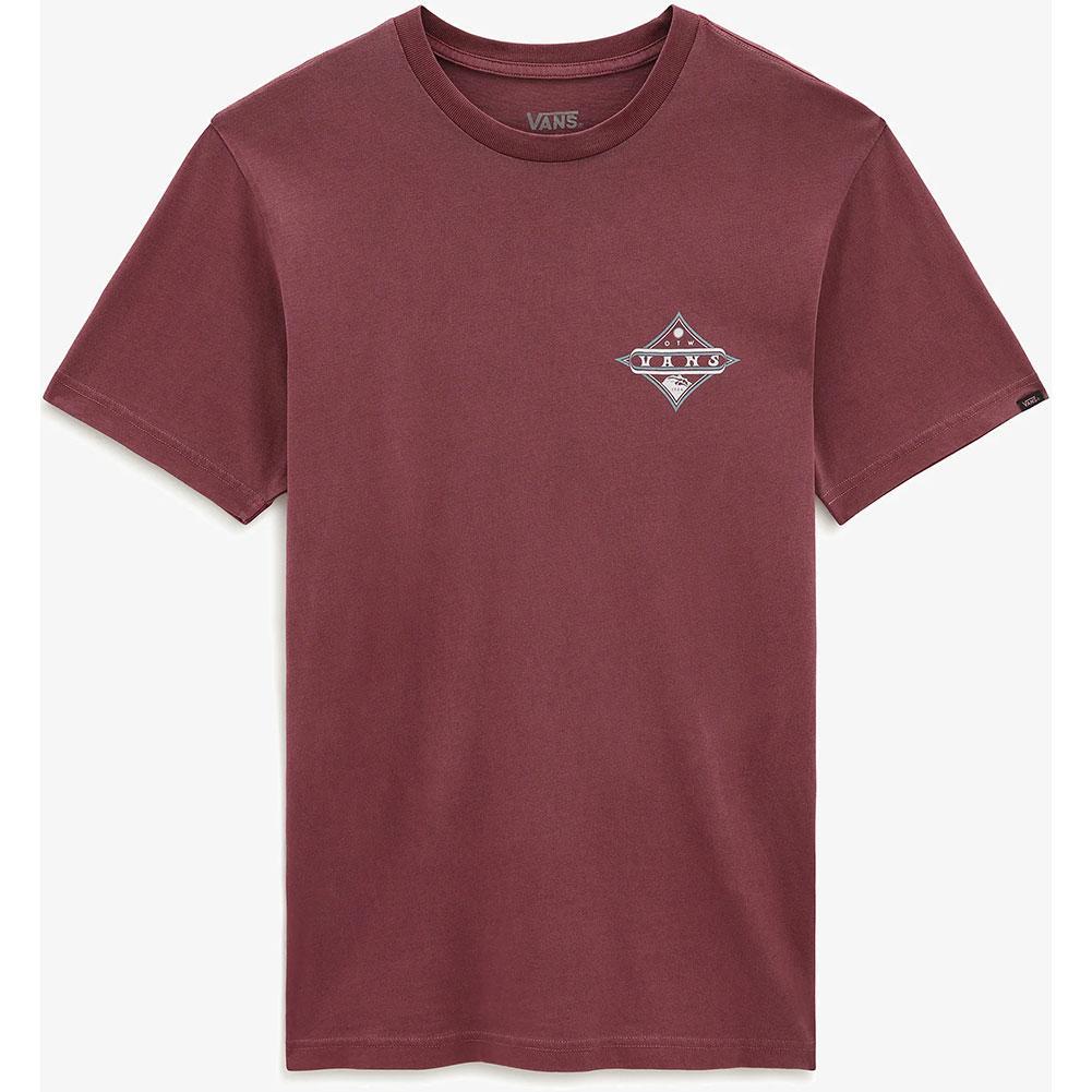 Vans Vintage Pointed Short Sleeve T- Shirt Men's