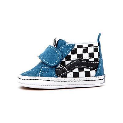 Vans Sk8-Hi Crib Shoes Infant`s