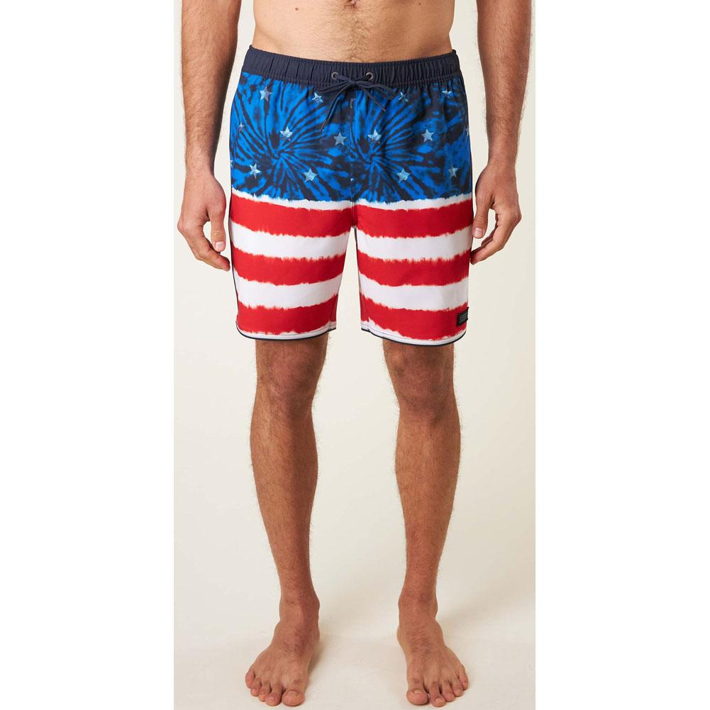 O ' Neill Yes Toucan Volley 17in Boardshorts Men's