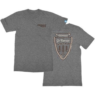 Icemule Go Further T-Shirt Men's