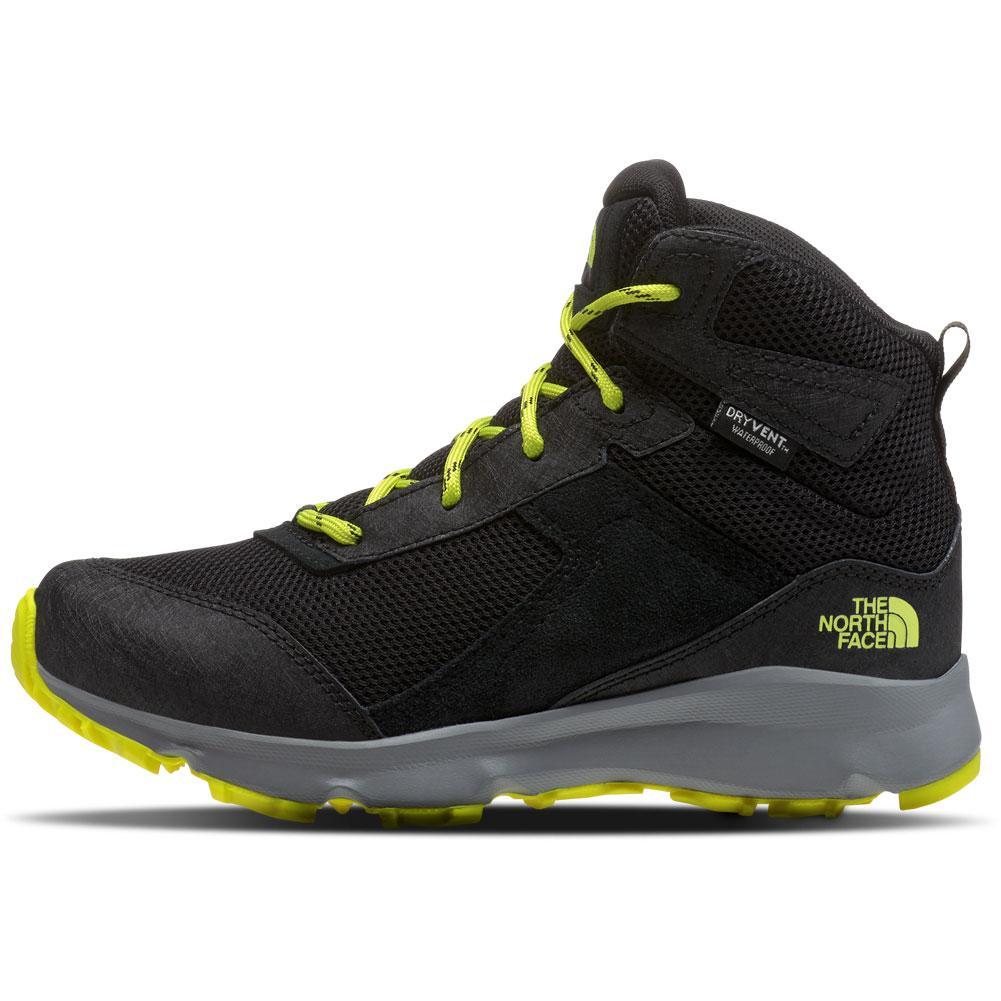 The North Face Jr Hedgehog Hiker Ii Mid Waterproof Boots Kids '