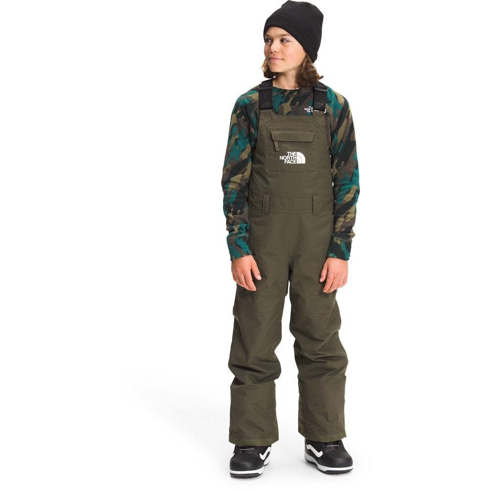The North Face Freedom Insulated Snow Bibs Kids '