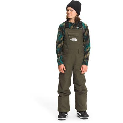 The North Face Freedom Insulated Snow Bibs Kids'