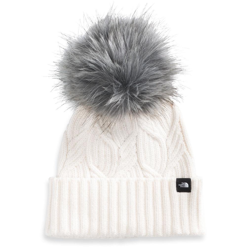 The North Face Oh- Mega Fur Pom Beanie Kids '