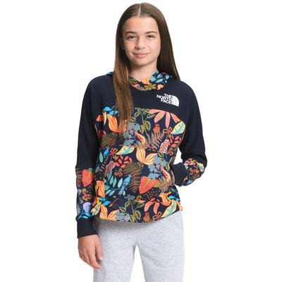 The North Face Street Logo Pullover Hoodie Girls'