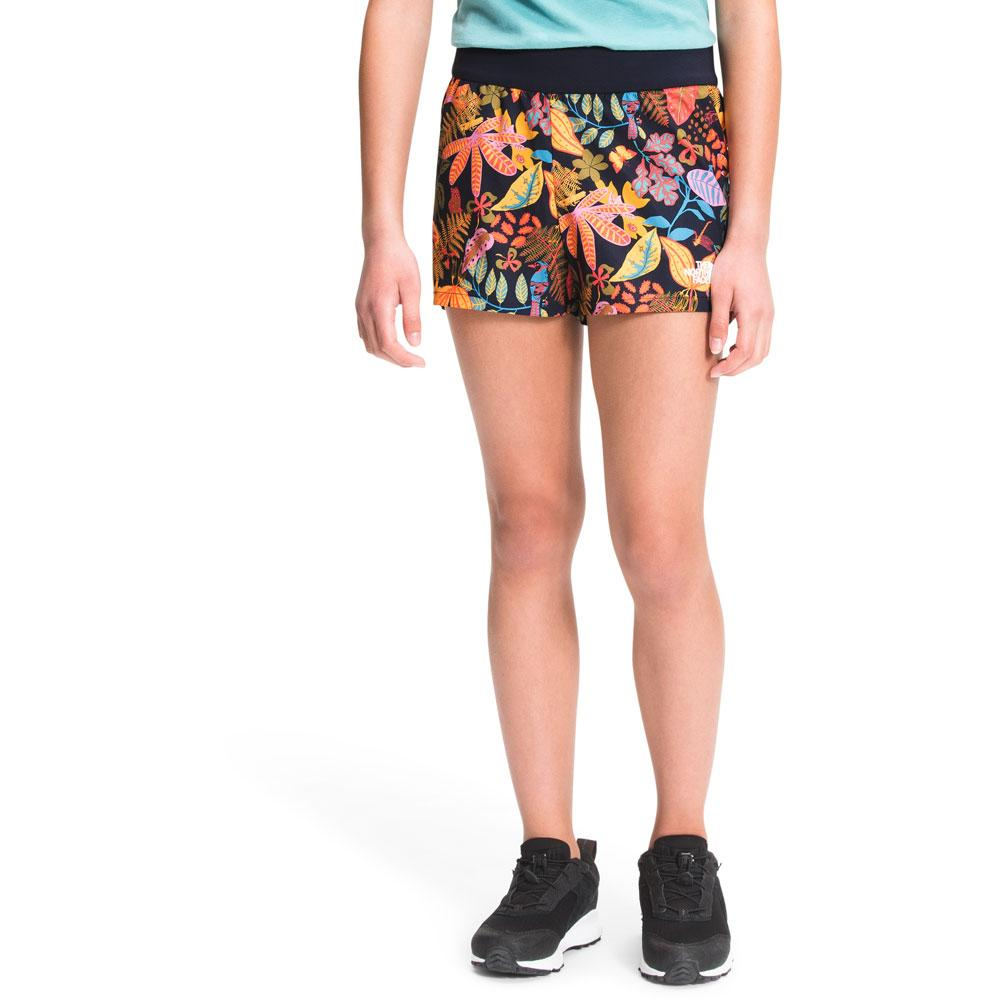 The North Face On Mountain Shorts Girls '