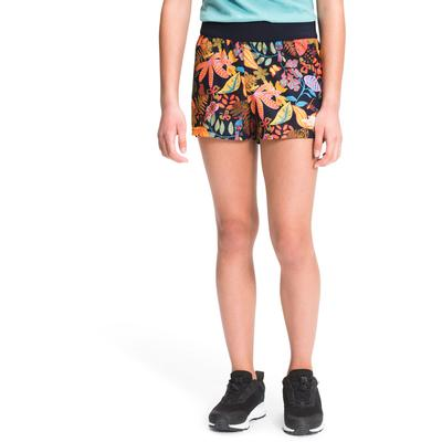 The North Face On Mountain Shorts Girls'