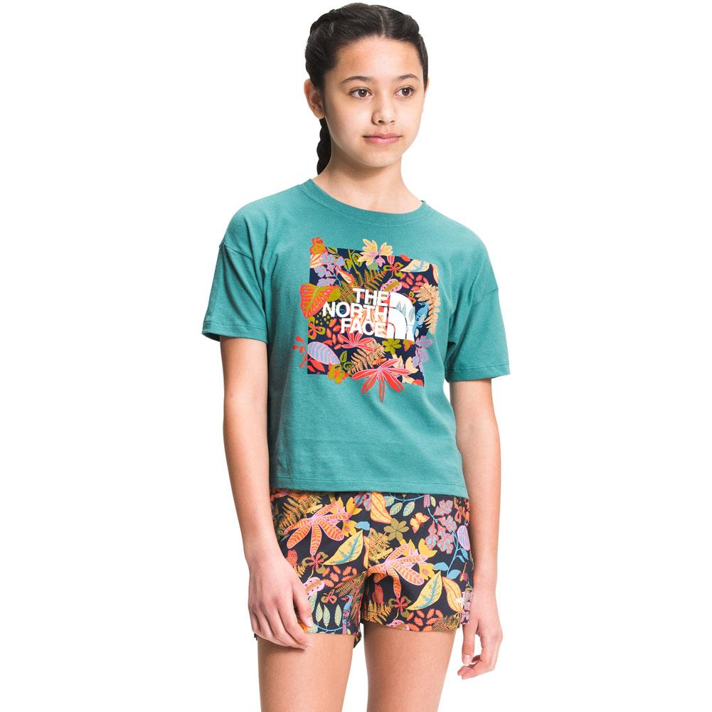 The North Face Graphic Short Sleeve Tee Girls '