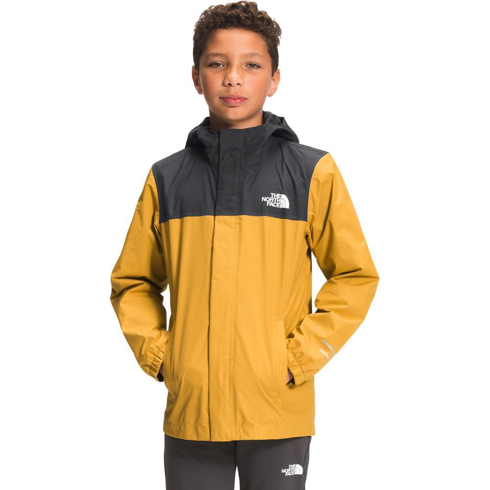 The North Face Resolve Reflective Rain Jacket Boys '