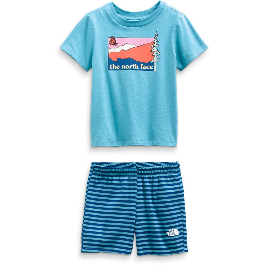 The North Face Cotton Summer Set Toddlers '