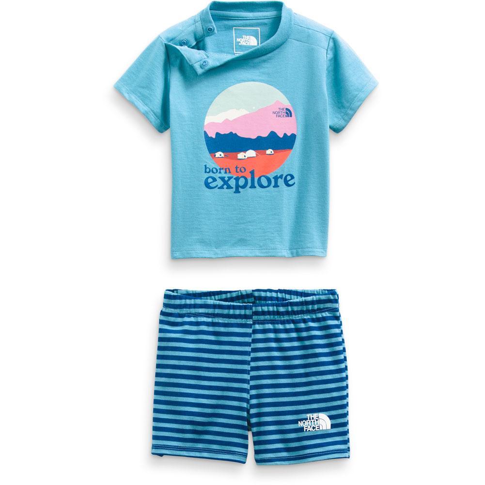 The North Face Cotton Summer Set Infants '