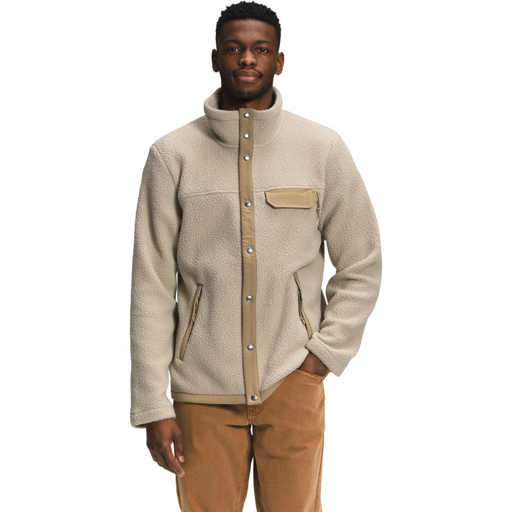 The North Face Cragmont Snap Front Jacket Men's