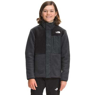 The North Face Forrest Mixed Media Full-Zip Jacket Boys'