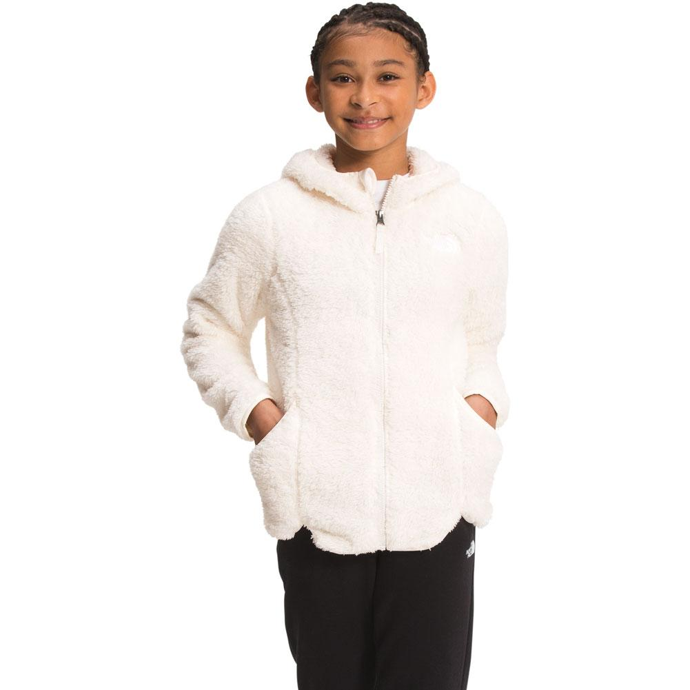 The North Face Suave Oso Hooded Full- Zip Jacket Girls '