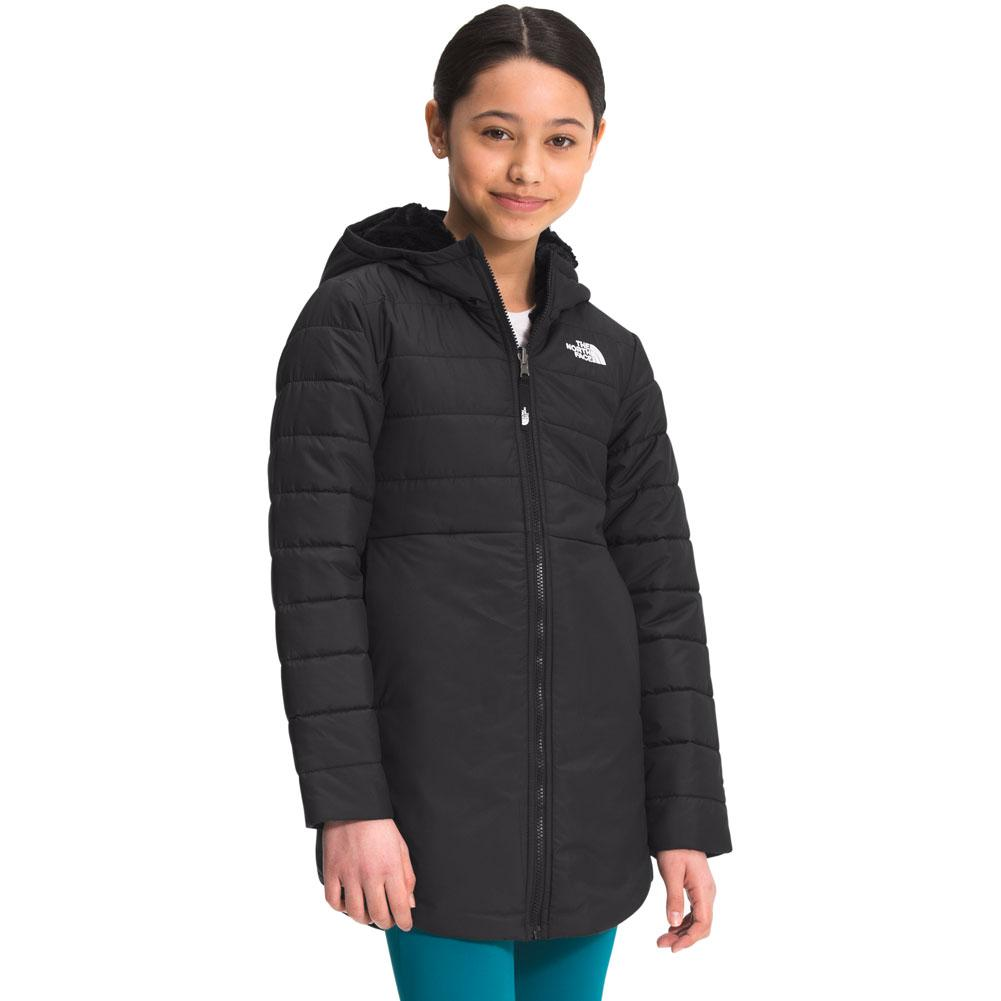 The North Face Reversible Mossbud Swirl Parka Girls '