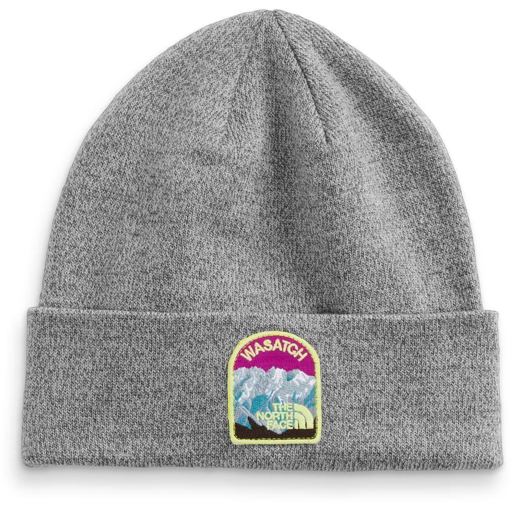 The North Face Embroidered Earthscape Beanie