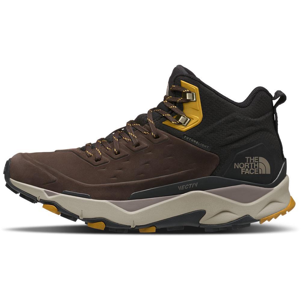 The North Face Vectiv Exploris Mid Futurelight Leather Boots Men's