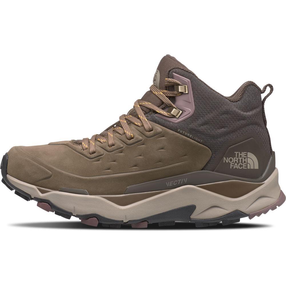 The North Face Vectiv Exploris Mid Futurelight Leather Boots Women's
