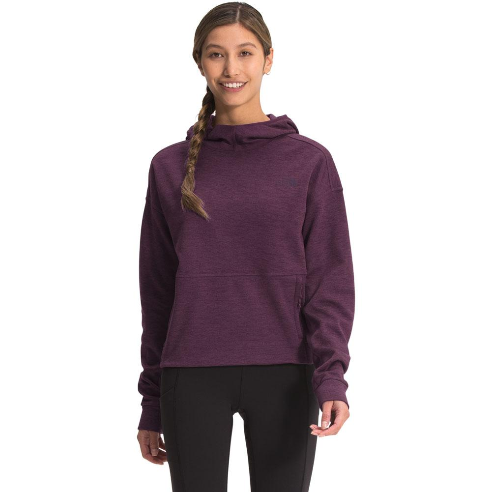 The North Face Canyonlands Pullover Crop Fleece Women's
