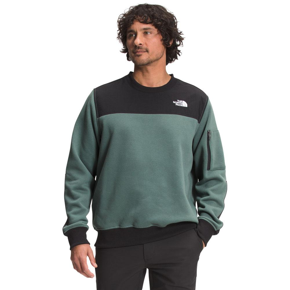 The North Face Highrail Crewneck Sweatshirt Men's