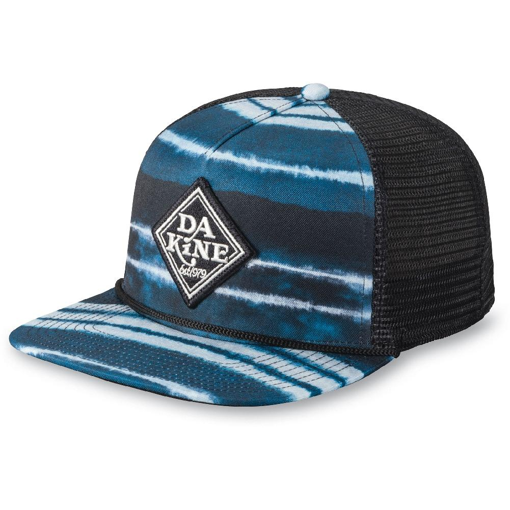 16395b81de04e Dakine Classic Diamond Trucker Cap Resin Stripe ...