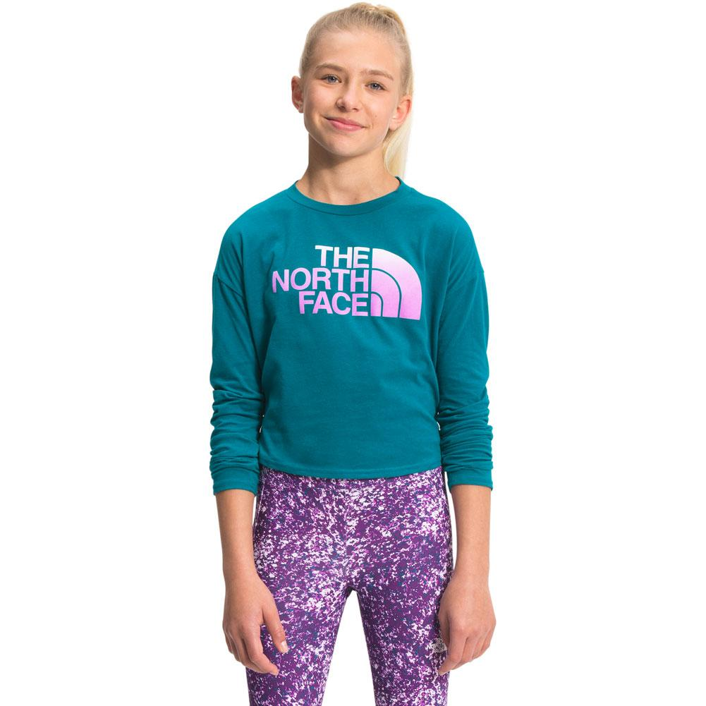 The North Face Long Sleeve Graphic Tee Girls '