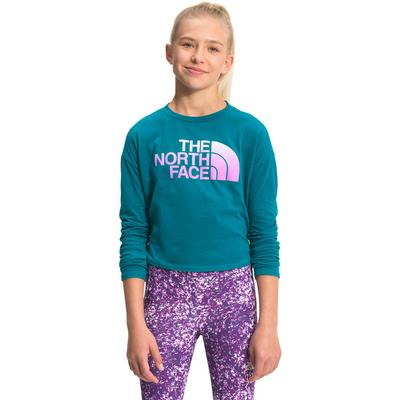 The North Face Long Sleeve Graphic Tee Girls'