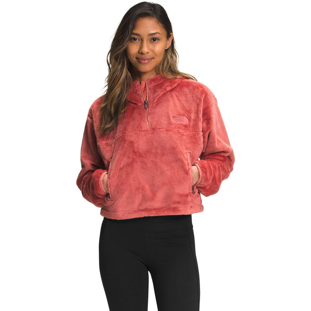The North Face Osito 1/4 Zip Hoodie Women's