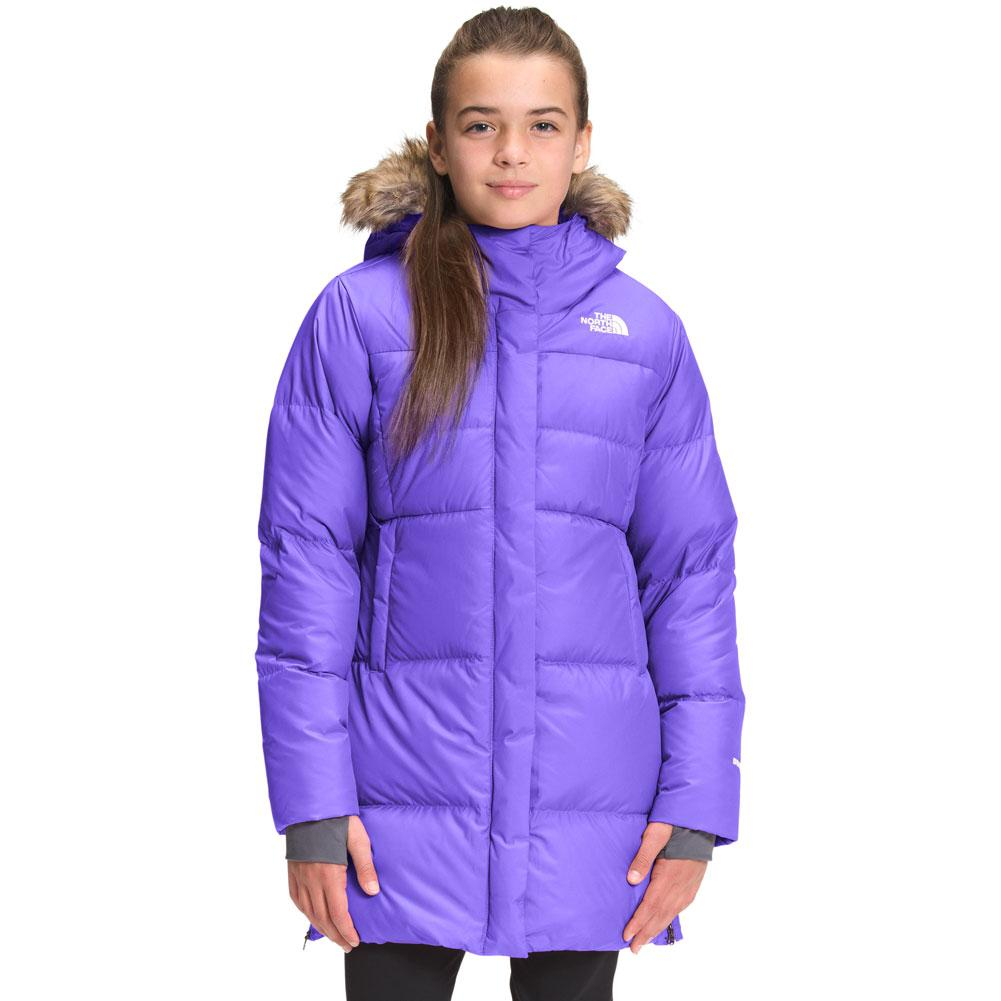 The North Face Dealio Fitted Down Parka Girls '