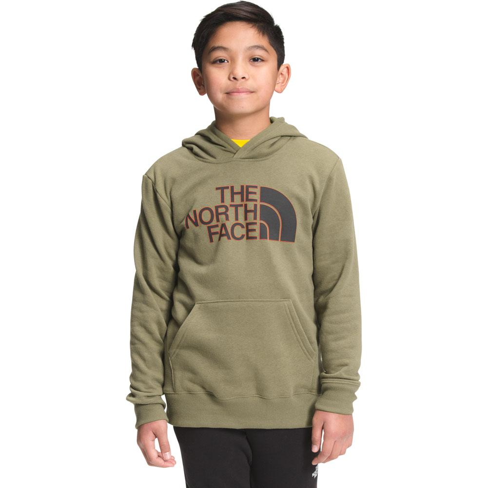 The North Face Camp Fleece Pullover Hoodie Boys '
