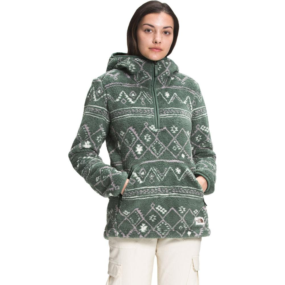 The North Face Printed Campshire 2.0 Pullover Hoodie Women's