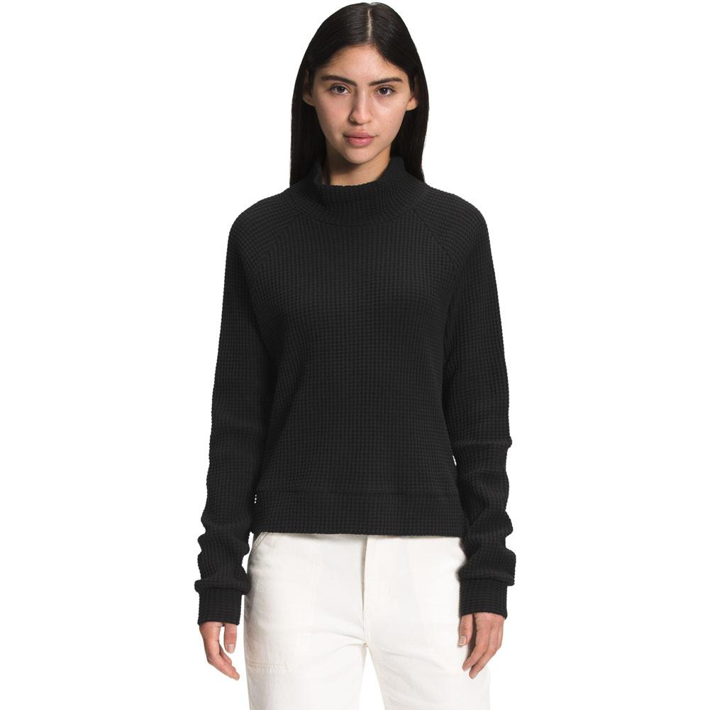 The North Face Long Sleeve Mock Neck Chabot Women's