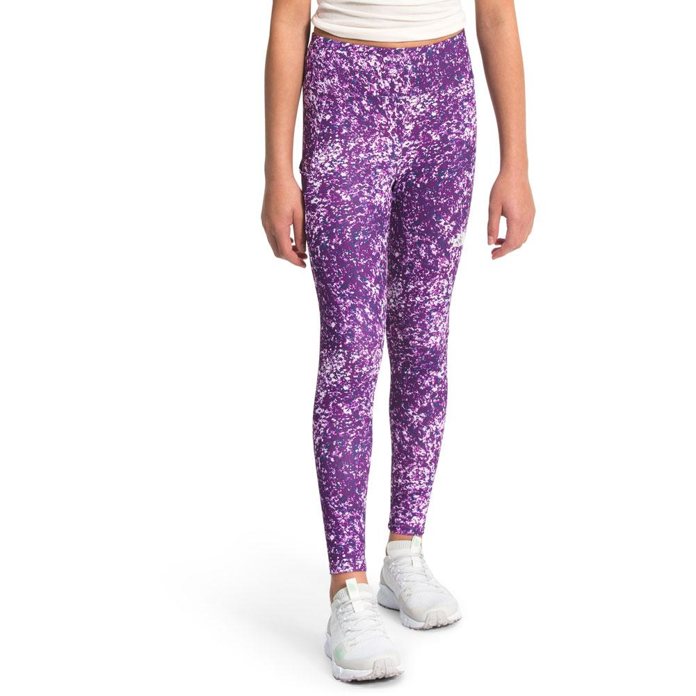 The North Face Printed On Mountain Tights Girls '