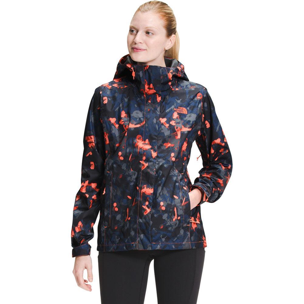 The North Face Printed Venture 2 Rain Jacket Women's