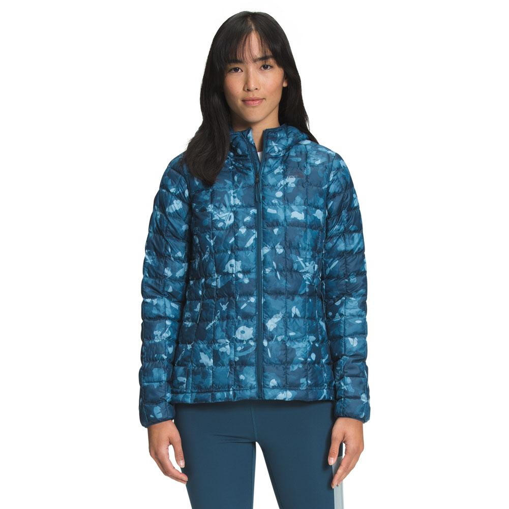 The North Face Printed Thermoball Eco Insulated Hoodie Women's