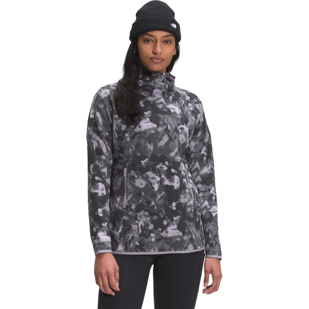 The North Face Printed Tka Glacier Pullover Hoodie Women's