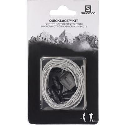 Salomon Quick Lace Kit Grey